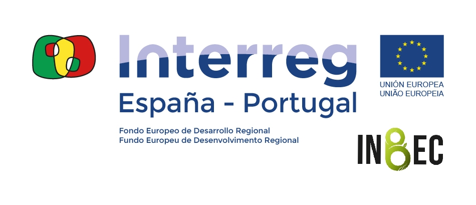 Logotipo de Interreg España-Portugal
