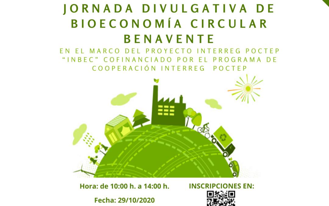 Los beneficios de la bioeconomía en las empresas de Benavente