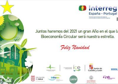 Juntos haremos del 2021 un gran Año en el que la BioeconomÍa Circular será nuestra estrella.