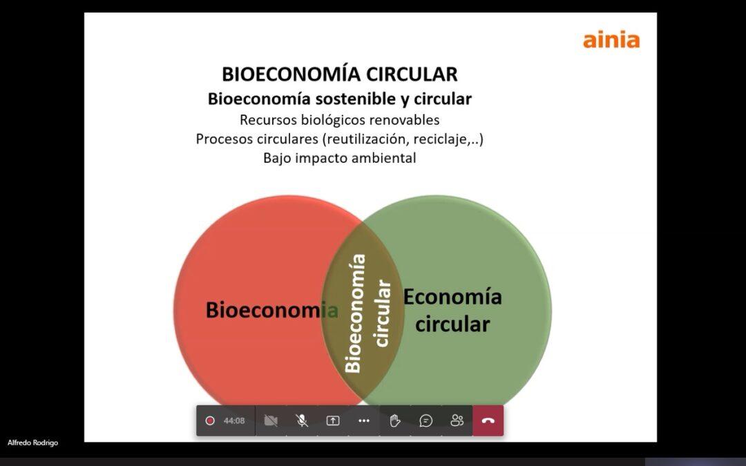 Primer taller INBEC sobre soluciones innovadoras en bioeconomía en la industria agroalimentaria